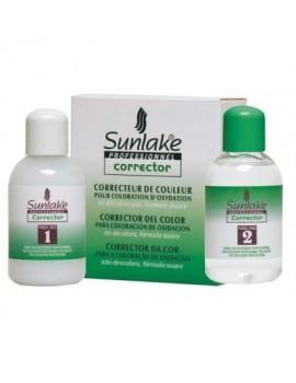 SUNLAKE CORRECTOR DEL COLOR 2x50 ML