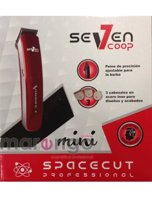 SEVEN COOP MAQUINA DE CORTE SPACECUT MINI