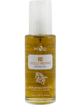 SEVEN COOP ARGAN OIL GOLD REPAIR 100ML