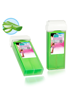DEPIL-OK  CERA ROLL-ON ALOE VERA 100ML