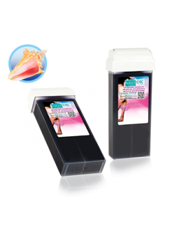 DEPIL-OK  CERA ROLL-ON NEGRA 100ML