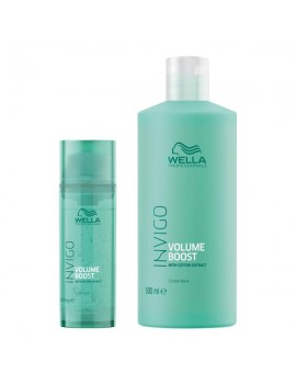 WELLA INVIGO CRYSTAL MASK VOLUME BOOST