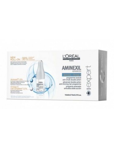 LOREAL SERIE EXPERT AMINEXIL ROLL-ON AMPOLLAS ANTI-CAÍDA