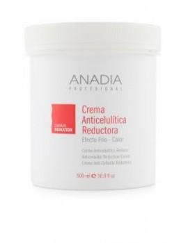 ANADIA CREMA ANTICELULITICA REDUCTORA 500 ML