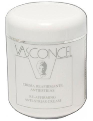 VASCONCEL CREMA REAFIRMANTE ANTIESTRIAS 500ML