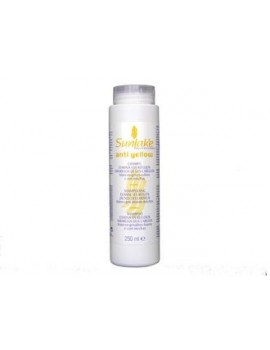 SUNLAKE CHAMPU ANTI YELLOW 250ML