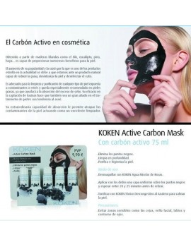 KOKEN ACTIVE CARBON MASK