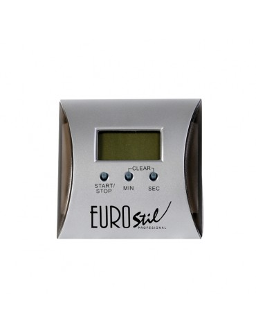 RELOJ DIGITAL CON ALARMA EUROSTIL