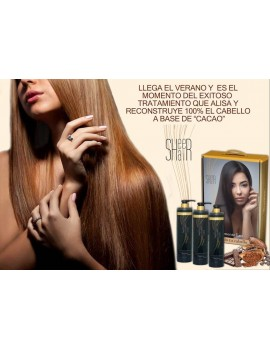 SHEER HAIR KIT ULTRA SMOOTH BRAZILIAN TREATMENT