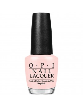 OPI NAIL LACQUER BUBBLE BATH NL S86