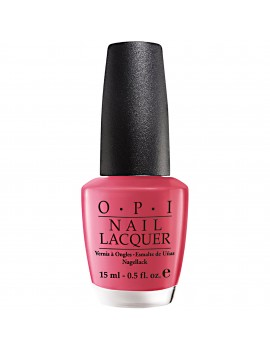 OPI NAIL LACQUER STRAWBERRY MARGARITA NL M23