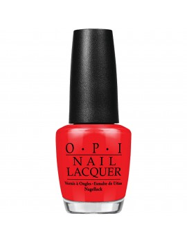 OPI NAIL LACQUER BIG APPLE RED NL N25