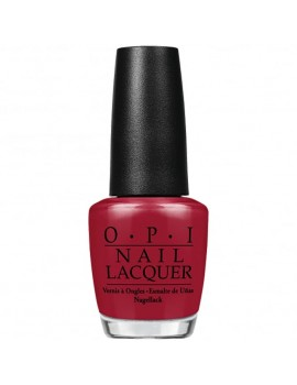 OPI NAIL LACQUER GOT THE BLUES FOR RED NL W52
