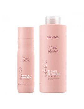 WELLA INVIGO CHAMPU BLONDE RECHARGE