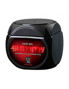 GUMMY HAIR GEL MAXIMUM HOLD & EXTREME LOOK  220ML