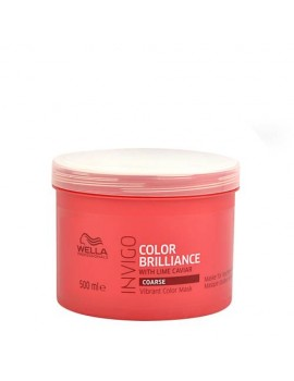 WELLA INVIGO BRILLIANCE MASCARILLA CABELLO GRUESO