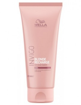 WELLA INVIGO BRILLIANCE ACONDICIONADOR BLONDE COOL