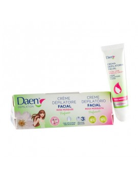DAEN CREMA DEPILATORIA FACIAL