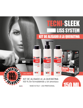KAYPRO KIT TECNI-SLEEK LISS SYSTEM