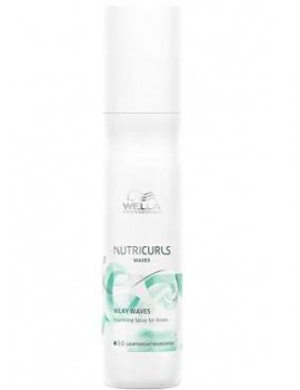 WELLA NUTRICURLS SPRAY MILKY WAVES