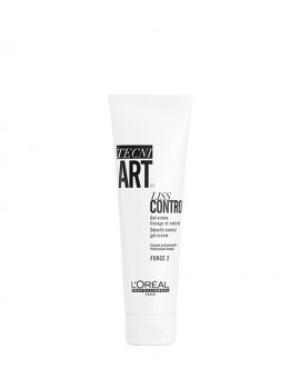 L´OREAL TECNI.ART GEL CREMA LISS CONTROL FORCE 2