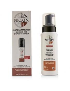 NIOXIN SCALP&HAIR TREATMENT 4 CABELLO TEÑIDO PERDIDA  AVANZADA
