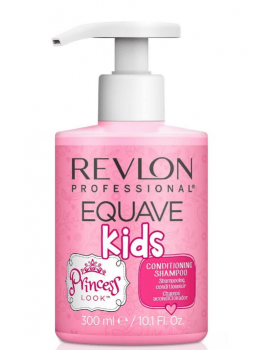 REVLON EQUAVE PRINCESS CHAMPU 300ML