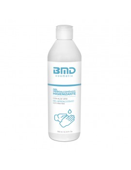 BMD GEL HIDROALCOHOLICO CON ALOE VERA 300ML