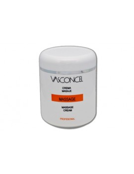 VASCONCEL CREMA MASAJE 500ML